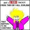 she needs tacos