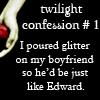 twlight confession