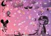 Emo girl background