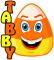 Candy Corn Tabby