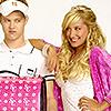 Sharpay & Ryan - High School Musical