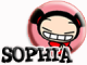 Sophia ... Pucca button avatar