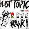 Hot Topic|Rawr|Hate School